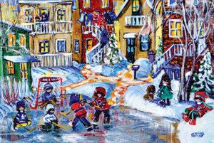 2400-5332 The Usual Gang By Katerina Mertikas