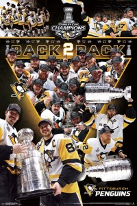 RP15143-24x36 2017 Stanley Cup® - Celebration