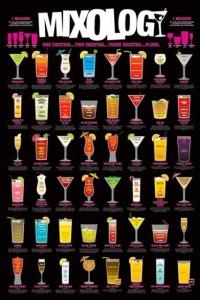 ER5153 MIXOLOGY-Colour Cocktails