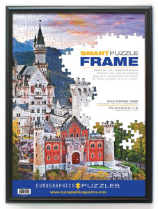 8955-0104 Smart Puzzle Frame