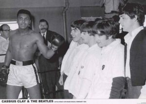 PW47985-BEATLES WITH CASSIUS CLAY