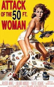 PW50550- Attack of 50ft Woman