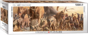 6010-4650-Dinosaurs-Item# 6010-4650-PSize 39x13 in