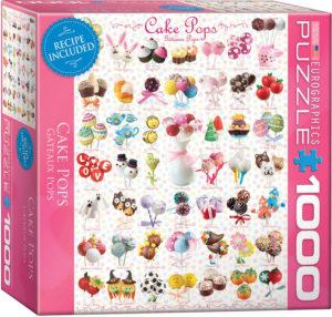 8000-0518-Cake Pops - Item# 8000-0518 - Puzzle size 26.675x19.25 in