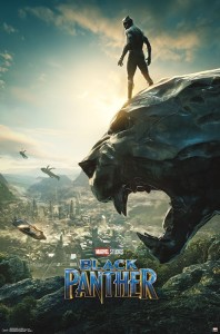 RP13522-Black Panther - One Sheet