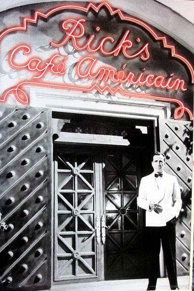 Casablanca-Rick's Cafe