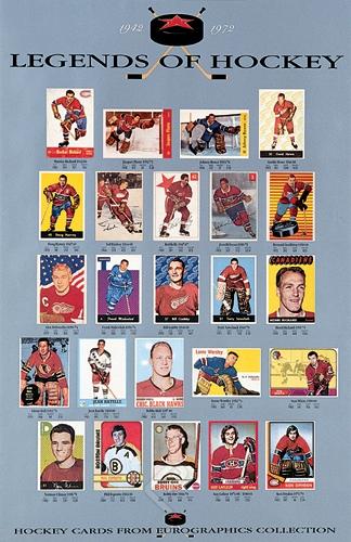 Legends of Hockey