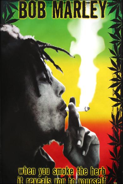 Bob Marley-Herb
