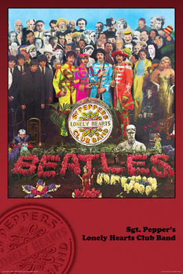 Beatles - Sgt. Pepper