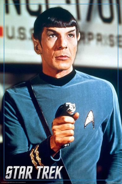 Spock- Star Trek