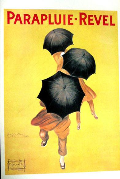 Cappiello-Parapluie