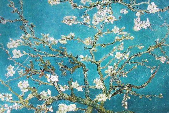 Almond Blossom Van Gogh Athena Posters