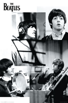 Beatles - Collage