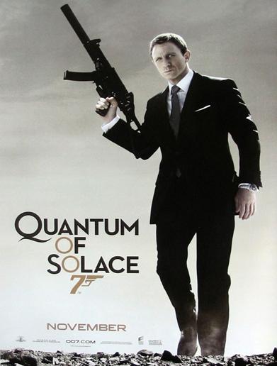 James Bond-Quantum of Solace