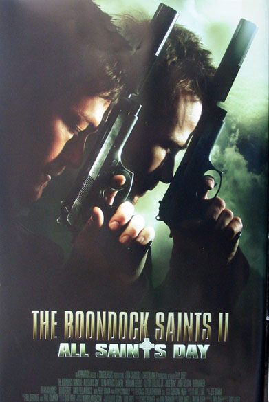 Boondock Saints- All Saints