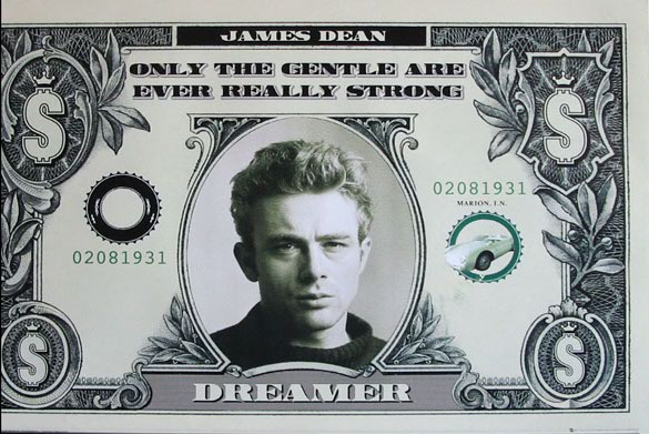 James Dean - Dollar