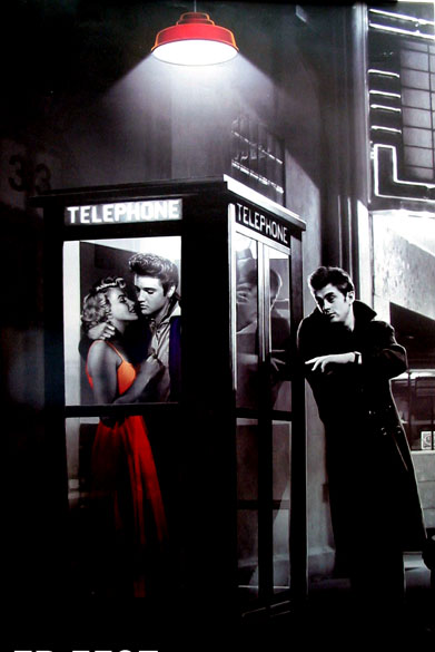ICONS-Phone Booth