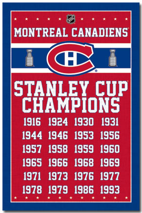 Montreal Canadiens® - Champions 13