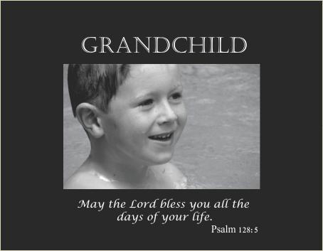Grandchild verse