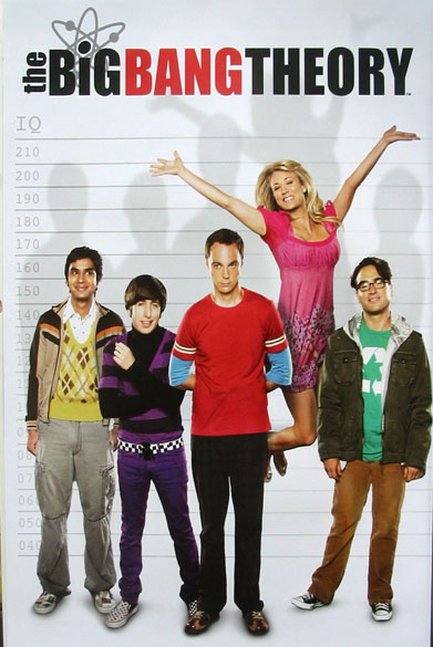 Big Bang Theory-Promo