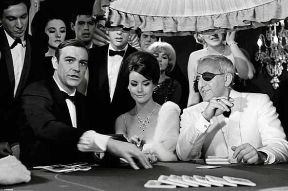 Bond- Lady Luck