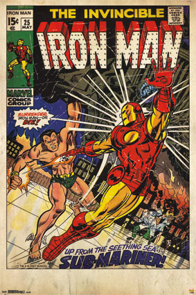Iron Man #25 Marvel