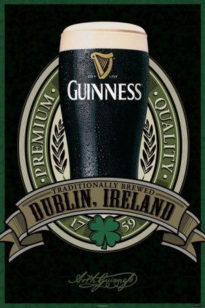 Guinness Beer -Dublin