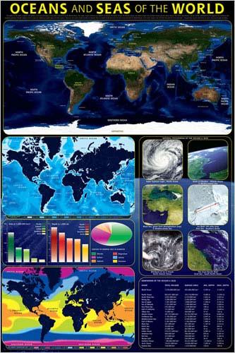 Oceans & Seas