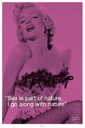Marilyn Monroe - Sex iQuote