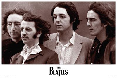 Beatles - Sepia