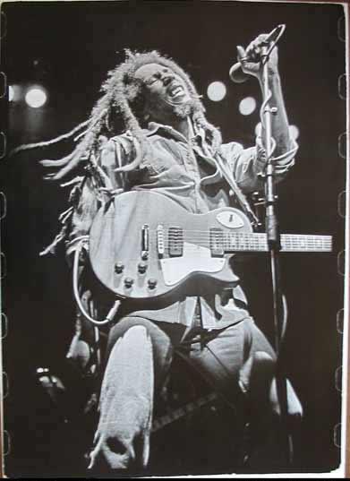 Bob Marley-Brighton 1980