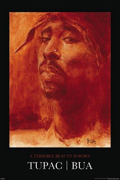 Justin Bua-Tupac Shakur