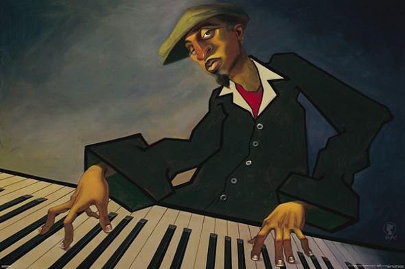 Justin Bua-Pianoman