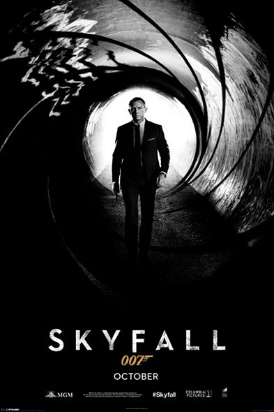 James Bond-007 -Skyfall